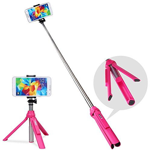 selfie stick wowo x snap handheld tripod 2 1 self portrait monopod extendable selfie stick. Black Bedroom Furniture Sets. Home Design Ideas