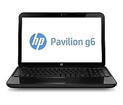 HP Pavilion G6-2209ss - Ordenador portatil 15.6'' (Intel Core i3-2370, 4 GB, 500 GB , Windows 8) - color negro