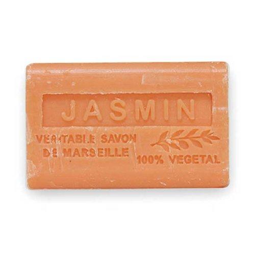 (南仏産マルセイユソープ)SAVON de Marseille ジャスミンの香り(SP007)(125g)