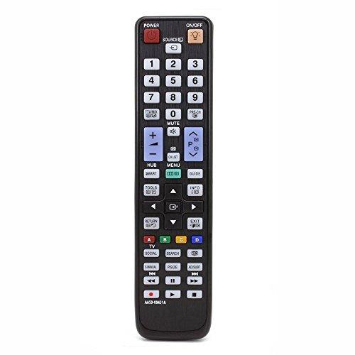samsung smart tv remote instructions