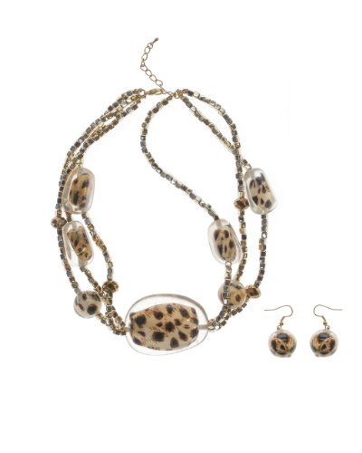 Jayla Necklace and Earrings Set