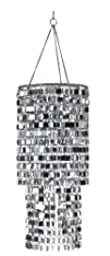 Wall Pops WPC96860 Ready-to-Hang Bling Chandelier Icicles