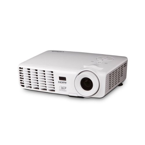 Vivitek D510 2600 Lumen SVGA HDMI 120Hz 3D-Ready Portable DLP Projector