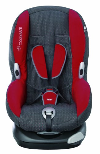 Maxi-Cosi Priori XP Forward Facing Group 1 Car Seat (Tango Red)