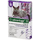 Advantage II Once-A-Month Large Cat Topical Flea Treatment
