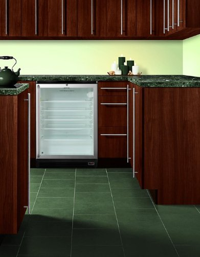 Built In Wine Cooler Cabinet front-24725