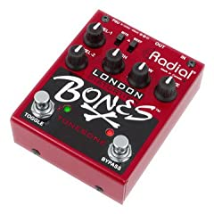 RADIAL London dual distortion