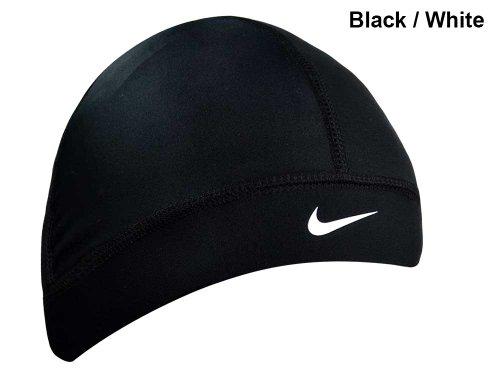 Nike Pro Combat Skull Cap (Black/White, Osfm) at Sears.com