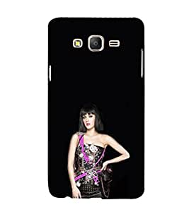 EPICCASE Katy perry hot Mobile Back Case Cover For Samsung Galaxy On7 (Designer Case)