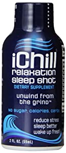 iChill Relaxation Shot, 2 Ounce, 12 Count