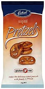 Eskal Gluten Free Pretzels 75 g (Pack of 20)