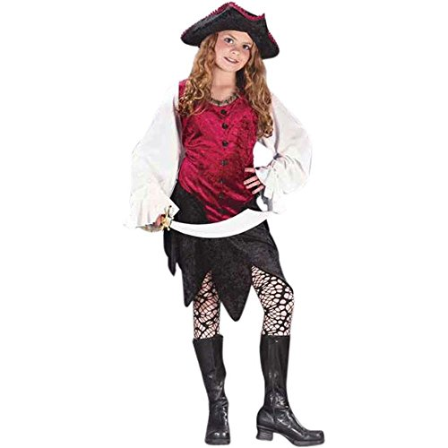 Kid's First Mate Costume (Size:Small 4-6)