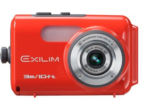 Casio EWC-10 Underwater Housing for Casio EX-Z75 and EX-Z65 Digital Cameras