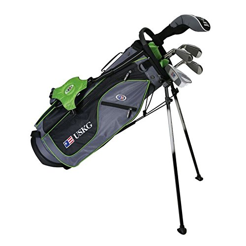 us-kids-golf-ultralight-set-57-141-cm-149-cm-age-9-11-years-golf-clubs-for-kids-clubs-de-golf-pour-e