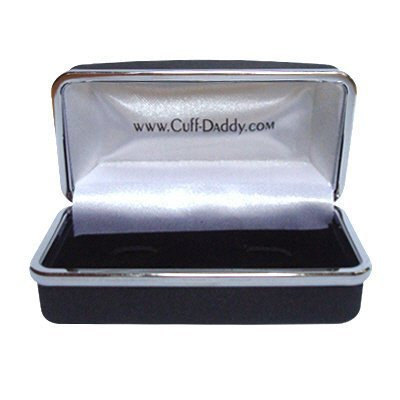 Fishing reel cufflinks with gift box electme jewellery for Fishing gift box