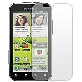 6 x Protector de Pantalla para Motorola Defy+ - Láminas de protección / Clear Screen Protectors