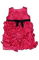 Rosette Dress for holidays