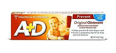A&D Ointment, 4-Ounce
