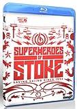 Superheros of Stoke Blu-ray Ski DVD...