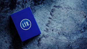 LTD Playing Cards Deck [Blue] by Ellusionist