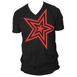 Red Star Tee by Dirty Couture - Guys