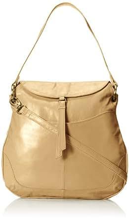 Latico Kane Shoulder Bag,Almond,One Size