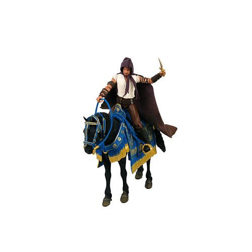 Prince of Persia Horse Box Set - Aksh with Dastan Warrior Amazon.com