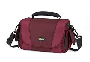 Lowepro Edit 130 Video Bag - Bordeaux Red