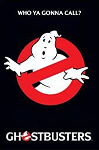 Ghostbusters Movie (Logo) Maxi Poster Print 80s - 61x91 cm