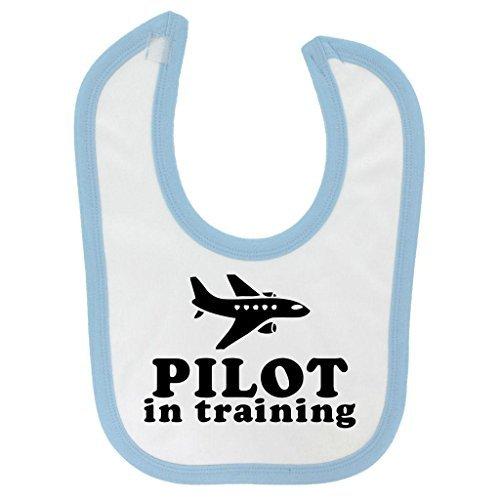 pilot-in-training-design-baby-bib-with-blue-contrast-trim-black-print
