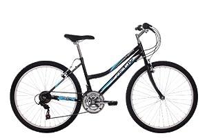 Activ Women's Figaro Mountain Bike - (Black, 16 Inch, 16 Inch, 26 Inch)