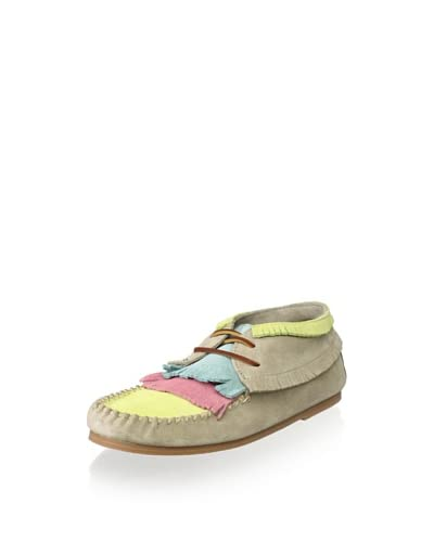 Eastland Women's Mesa 1955 Moccasin Bootie  - Taupe Multi