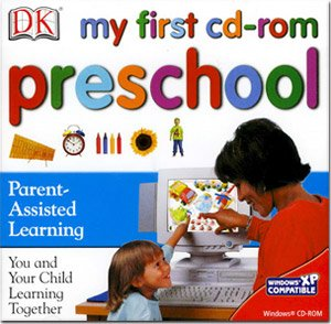 My First CD-ROM PreschoolB0001GJCHA