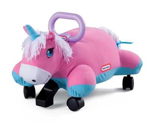 Little Tikes Pillow Racers Unicorn, Pink