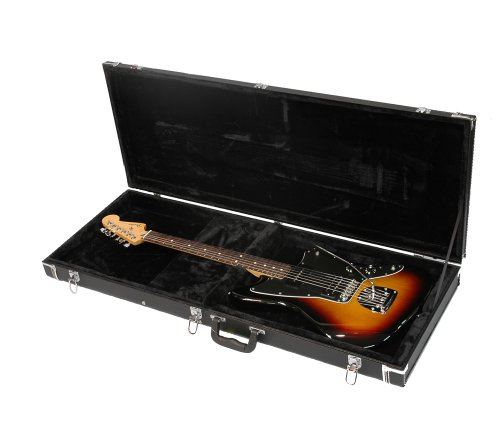Gator GW-JAG Deluxe Wood Case for Jaguar/Jagmaster/Jazzmaster Style Guitars