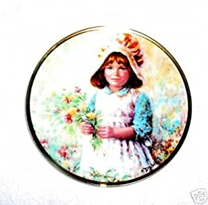 Danielle by Lisette De Winne Collector Plate