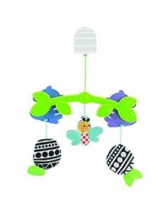 Fisher Price - Móvil vamos de paseo, juguete para bebés (Mattel BHW59) en BebeHogar.com
