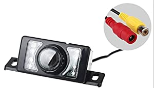 Night Vision Parking Car Rear View Wide Angle LED Reversing CMOS Camera