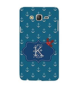 EPICCASE anchor of k Mobile Back Case Cover For Samsung Galaxy E5 (Designer Case)