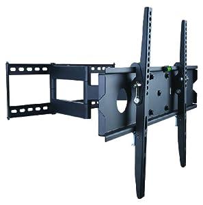 "Duronic TVB109M Universal 32""-60"" LCD/Plasma/LED TV Wall Mount Bracket Philips Swivel & Tilt plus Free Screen Cleaning Kit"