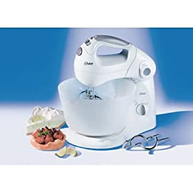 220 Volt (NOT USA COMPLIANT) Oster Stand Mixer 10 Speed, WILL NOT WORK IN THE USA