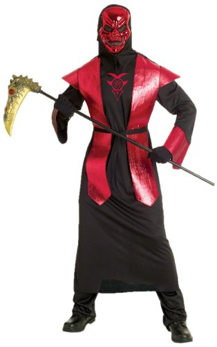 Paper Magic Demons Of Metal Warlord Costume