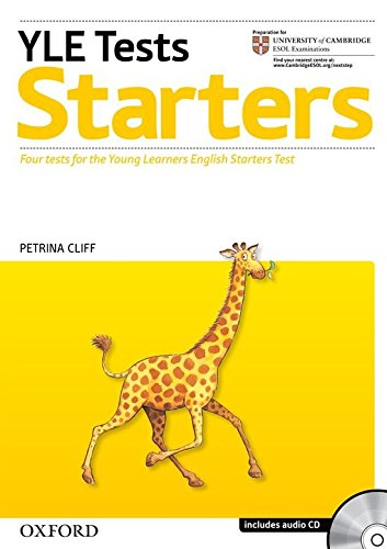 CAMBRIDGE YOUNG LEARNERS ENGLISH TEST STARTERS 1