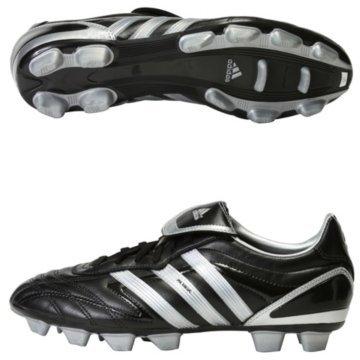 calzature: adidas gli acuna trx fg calcio galloccia, black / argento / silver