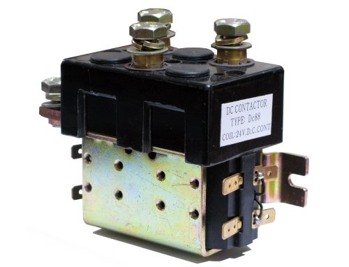 Albright Dc88 Style Reversing Contactor: 24 Volt