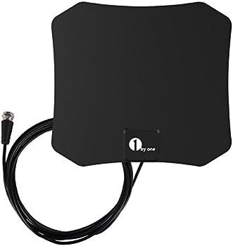 1byone Super Thin Indoor HDTV Antenna