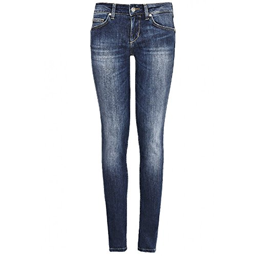 Liu Jo Jeans - Jeans - Donna 77296 Denim Blue idillyc wash (W28)