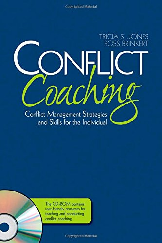 Conflict Coaching: Conflict Management Strategies and...