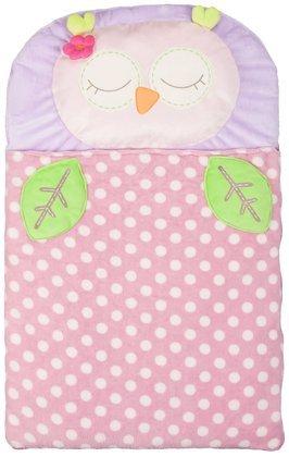 Lolli Living Slumber Bag, Owl front-1014654