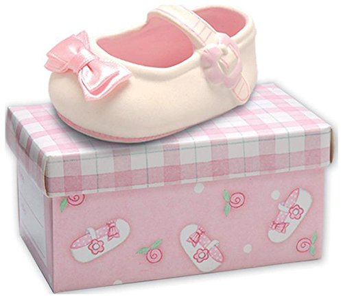 Brownlow Kitchen Sweet Girl Ceramic Keepsake Shoe